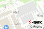 Схема проезда до компании Оптовая компания в Бийске