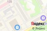 Схема проезда до компании Экодом в Бийске