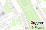 Схема проезда до компании SEIKA суши в Бийске