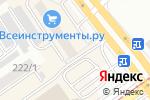 Схема проезда до компании КомпьютерГрад-Алтай в Бийске