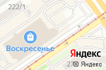 Схема проезда до компании TELE2 в Бийске