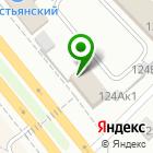 Местоположение компании АвтоКОНТИНЕНТ