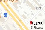 Схема проезда до компании Краевой центр дезинфекции, ФГУП в Бийске