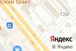Схема проезда до компании Стройразвитие в Бийске