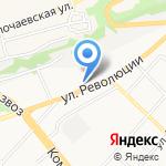 БиКЗ-Энергосервис на карте Бийска