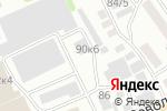 Схема проезда до компании Мир сухофруктов в Бийске