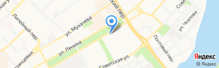 Фаворит-Строй на карте Бийска