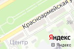 Схема проезда до компании Нотариус Беляева Н.В. в Бийске