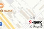 Схема проезда до компании Всероссийское общество слепых в Бийске