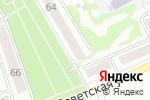 Схема проезда до компании Сибсоцбанк в Бийске