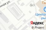 Схема проезда до компании Юлия в Бийске
