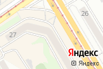 Схема проезда до компании Профиль в Бийске