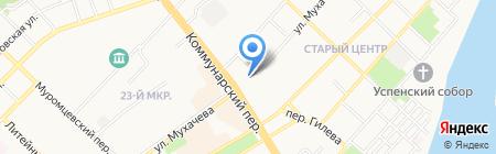 999 мелочей на карте Бийска