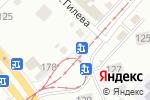 Схема проезда до компании 999 мелочей в Бийске