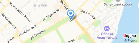 Гомеопатический центр на карте Бийска