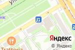 Схема проезда до компании Телекомсервис-Алтай в Бийске