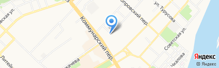 Роспечать Бийск на карте Бийска
