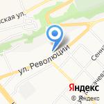 Компания-ДС на карте Бийска