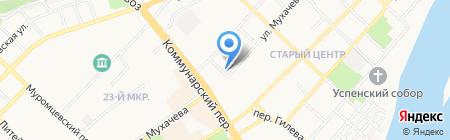 МиЛена на карте Бийска