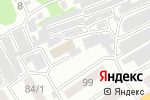 Схема проезда до компании Синий Кит в Бийске