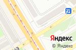 Схема проезда до компании СТК в Бийске