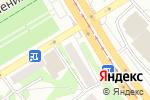 Схема проезда до компании Центр страховых услуг в Бийске