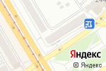 Схема проезда до компании Спарринг в Бийске