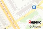 Схема проезда до компании Курносики в Бийске
