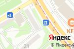 Схема проезда до компании Банкомат, Банк ВТБ 24, ПАО в Бийске
