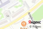 Схема проезда до компании Автозапчасти на Советской в Бийске
