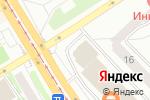 Схема проезда до компании Ноу Хау в Бийске