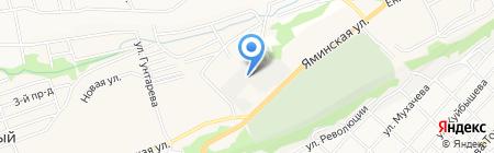 Квантсервер на карте Бийска
