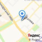 БизнесПраво на карте Бийска