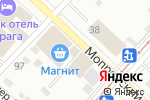 Схема проезда до компании Магазин женской одежды в Бийске