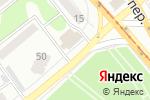 Схема проезда до компании СИТИ в Бийске