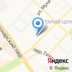 Адвокатские кабинеты Веретенникова Н.Ю. и Скороваровой Н.Ю. на карте Бийска