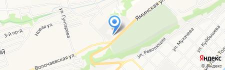 КаратЭлектро на карте Бийска