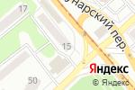 Схема проезда до компании Алтайвитамины в Бийске
