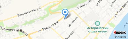 Элит-Мебель на карте Бийска