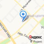 Магазин запчастей для бытовой техники на карте Бийска