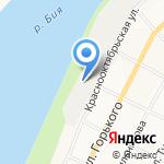 Авторская студия Вячеслава Шойко на карте Бийска