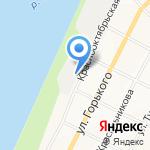 Геликон-Центр на карте Бийска