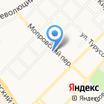 Кутляров и К на карте Бийска