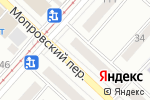 Схема проезда до компании Faberlic в Бийске