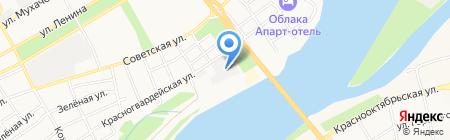 КотлоСтрой на карте Бийска