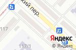 Схема проезда до компании На Мопровском в Бийске