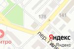Схема проезда до компании Юридический кабинет Лихачевой Л.Б. в Бийске