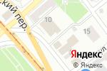 Схема проезда до компании Росбанк, ПАО в Бийске