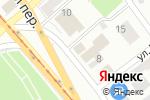 Схема проезда до компании Карат в Бийске
