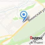 КВИТ-22 на карте Бийска